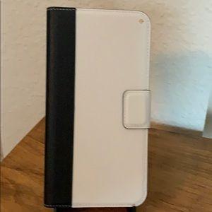 ♠️ New Kate Spade folio iPhone 6/7/8 Plus case